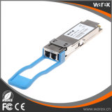 Qsfp-40g-lr4-s Compatibele 40g 1310nm 10km zendontvanger QSFP