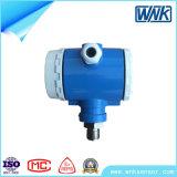 産業高精度で、安定性が高い圧力口径測定の送信機、IP66/67
