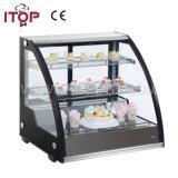 Refrigerador do indicador da parte superior contrária (RTW-130-2)
