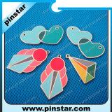 공장 Directly Wholesale High Quality Custom Souvenir Hard Enamel Gold Plating Custom Badge 또는 Pendant