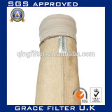 Kohlentrockner-Prozessstaub-Sammler-Acrylnov. gesponnene Filtertüte