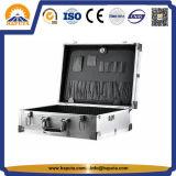 Caso de alumínio funcional do armazenamento do metal para ferramentas