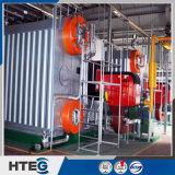 産業ガスの高性能のディーゼル石油燃焼の熱湯ボイラー