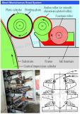 Stampatrice flessografica non tessuta del fabbricato di velocità di Hight