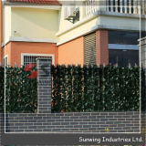 Sunwing Green IVY Leaf Fence Boxwood Artificial Hedge