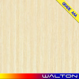 azulejo de suelo Polished de la porcelana de 60X60 Linestone