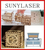 3D montado Juguetes láser cortador / grabador Suny-1080