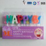 Vela profesional personalizada popular del cumpleaños del producto de la fabricación nueva
