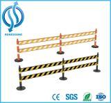 Barrikade-expandierbare temporäre Plastiksperre