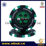 обломок стикера покера глины 14G 3-Tone ПРОФЕССИОНАЛЬНЫЙ (SY-E14-1)