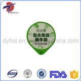 Guter Hitzebeständigkeit-Aluminiumfolie-Deckel