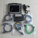 MB Ster C4 met SSD met Laptop IX104 I7 4G Auto en het Kenmerkende Hulpmiddel van de Vrachtwagen