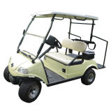 Carrello di golf con il basamento Del3022ds del Caddie