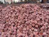 Естественное Granite Rolling Cobble Stone для Outdoor Pavement