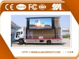 Full esterno Color P8 LED Display per Truck