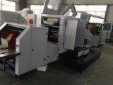 2 couches de sac de papier faisant la machine