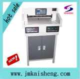 Papel eléctrica CNC máquina de corte por guillotina