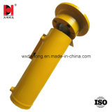 Único cilindro ativo do óleo hidráulico para a maquinaria da engenharia
