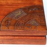 Rectángulo de madera del metal de la alta calidad