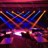 Il DJ 230W Osram 7r LED Stage Moving Head Light