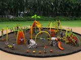 Sistema rampicante esterno favorito dei bambini del gruppo di Kaiqi (KQ10007A)