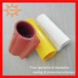 Isolierungs-obenliegende Zeile Silikon-Gummi-Hülse