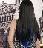 Lange geraden Haar-heiße synthetische Haar-Perücke des Verkaufs-neue 2016