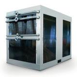 """Scambiatori di calore saldati del piatto """"evaporatore con pellicola discendente dello scambiatore di calore del piatto dell'acciaio inossidabile del commestibile """""""