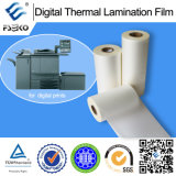Film thermique transparent de laminage de BOPP pour l'impression de Digitals