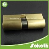 Couleur de cuivre tout le cylindre sûr élevé en laiton Skt-C07 de blocage