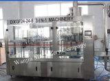 3 automáticos en 1 máquina de rellenar del refresco carbónico