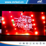 InnenFull Color LED Display Project in Tianjin, China mit P7.62