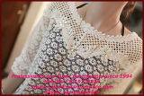 Merletto Fabric con Fashion Style per Garments