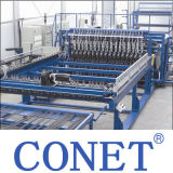 Factory PriceのConet 3-6mm V Type Bending Wire Mesh Fencing Machine