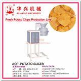 Chaîne de production fraîche de pommes chips (machine de casseur de pommes chips)
