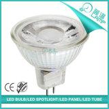 Lámpara de cristal de la nueva MAZORCA LED de 5W GU10