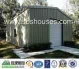 Garagem de aço Prefab da construção da casa da casa 2015 modular