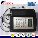 Kntech Knex1の産業炭鉱のための低雑音のExplostion証拠の電話