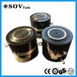 Cylindres hydrauliques de construction élevée de tonnage de série de Clrg