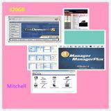 mecanismo impulsor duro de las piezas de automóvil a pedido de Mitchell 2015 del software 6in1