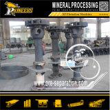 Máquina da flutuação do minério do ouro do separador do processamento mineral do tanque do equipamento de mineração