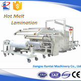 Máquina que lamina de Pur del derretimiento caliente de Kuntai de la alta calidad