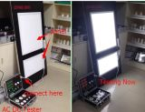 Lux patenteado do diodo emissor de luz de Digitas e de verificador do CCT caso do programa demonstrativo