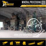 チタニウムのジルコンのルチルの鉱石のための卸し売りミネラルプロセス用機器