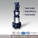 Industrielle vertikale mehrstufige zentrifugale Hochdruckwasser-Pumpe