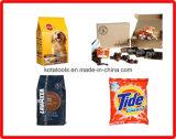 L'alimento della pesatura di controllo insacca il pesatore dell'assegno automatico di esattezza del trasportatore 5g del pacchetto dell'alimento
