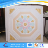 Bunter Glasgips Ceiling/Gypsum Board/595*595*9mm der Gips-Decken-Tile/Fiber