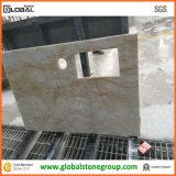 Tapas de vector de mármol al por mayor para el contratista de piedra de los muebles