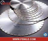Сваренный поделенный на сегменты режущий диск алмазного резца для камня (влажный тип)