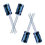 алюминиевый размер Tmce13 электролитического конденсатора 25V миниатюрный